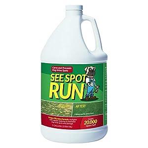 see spot run 1 gallon covers 20,000 square feet