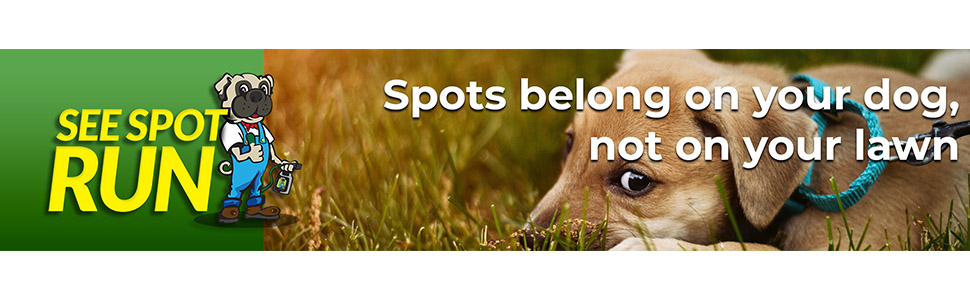 see spot run lawn protectant