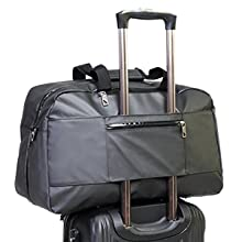 Easy to Slip Over Luggage