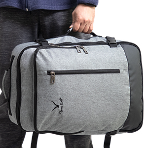 Multiple Carrying Options