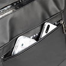 back zip pocket