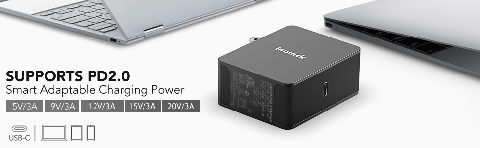 usb c 60W charger