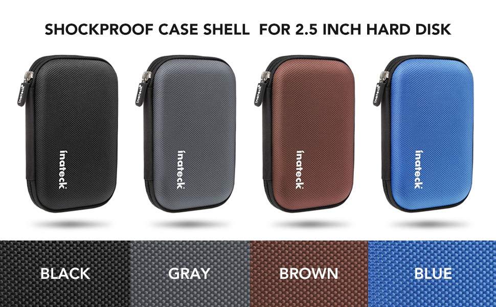 2.5 inch Hard drive bags