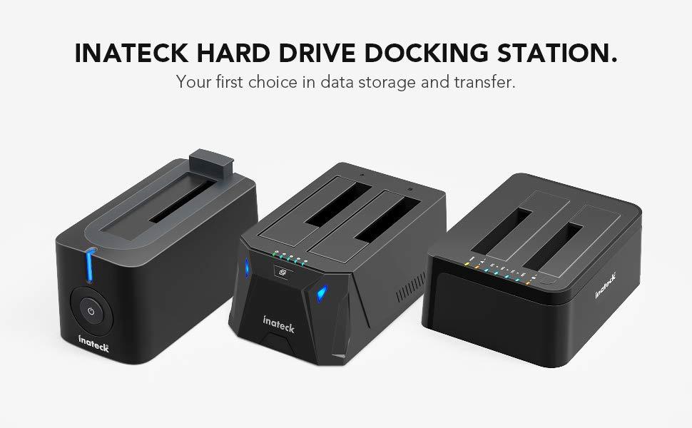 hard drive docking station