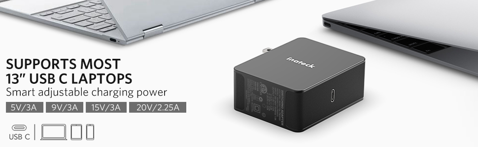 usb c charger for laptops