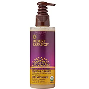 Creamy Oil Cleanser USDA Organic