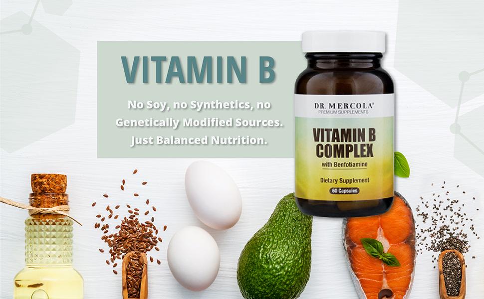 Vitamin B benefits