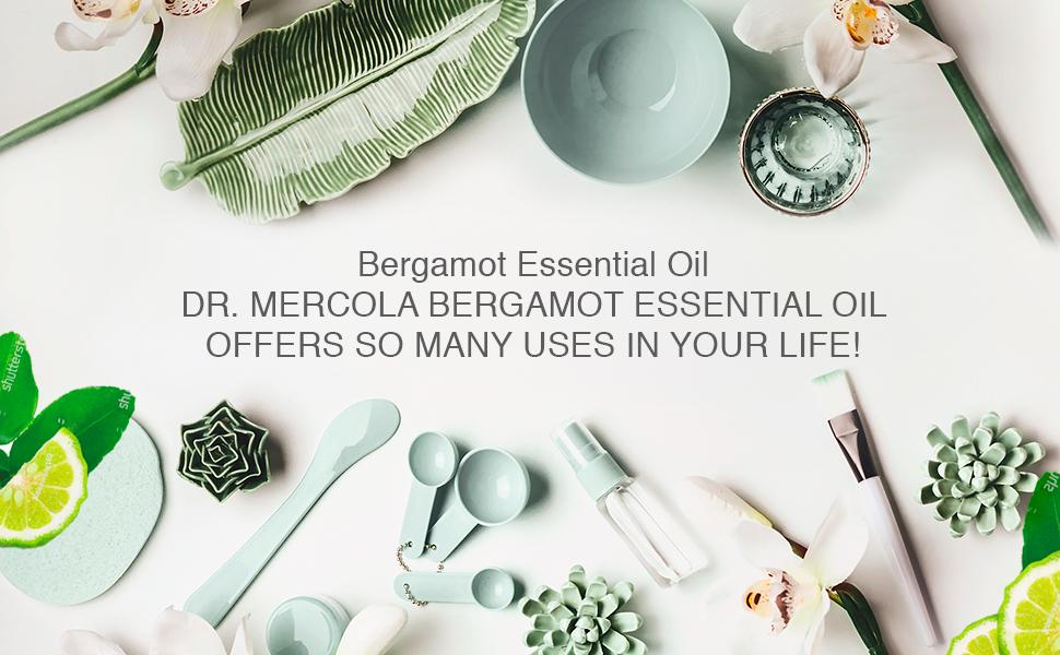 bergamot essential oil uses