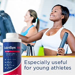 LubriSynHA Human Joint Supplement, Original 3 x 11.5oz – All-Natural, High-Molecular Weight Hyaluronic Acid HA - Joint Support for Women & Men – Promotes Healthy Joint Function, Made in USA, Vegan 18