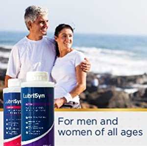 LubriSynHA Human Joint Supplement, Original 3 x 11.5oz – All-Natural, High-Molecular Weight Hyaluronic Acid HA - Joint Support for Women & Men – Promotes Healthy Joint Function, Made in USA, Vegan 14