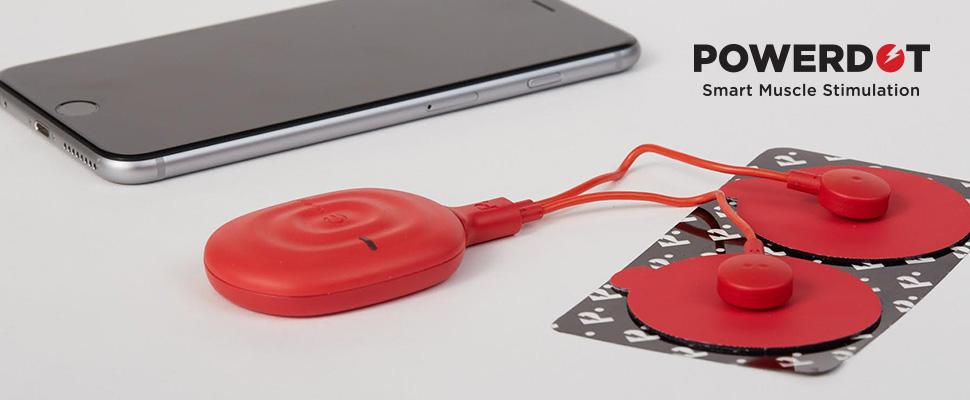 Amazon Com Powerdot Wireless Muscle Stimulator Duo