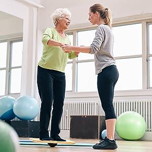 balance for elderly
