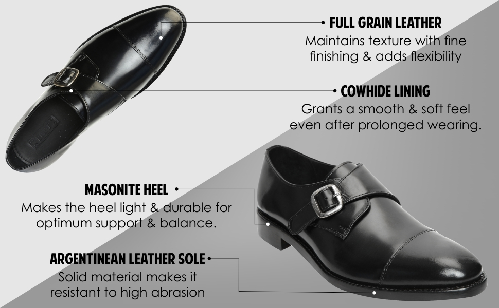 Amazon.com: DLT - Zapatillas de vestir de piel para hombre ...