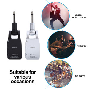 wireless guitar transmitter receiver