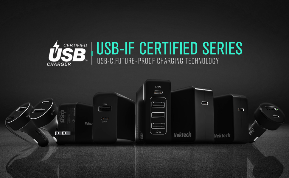 usb if certified