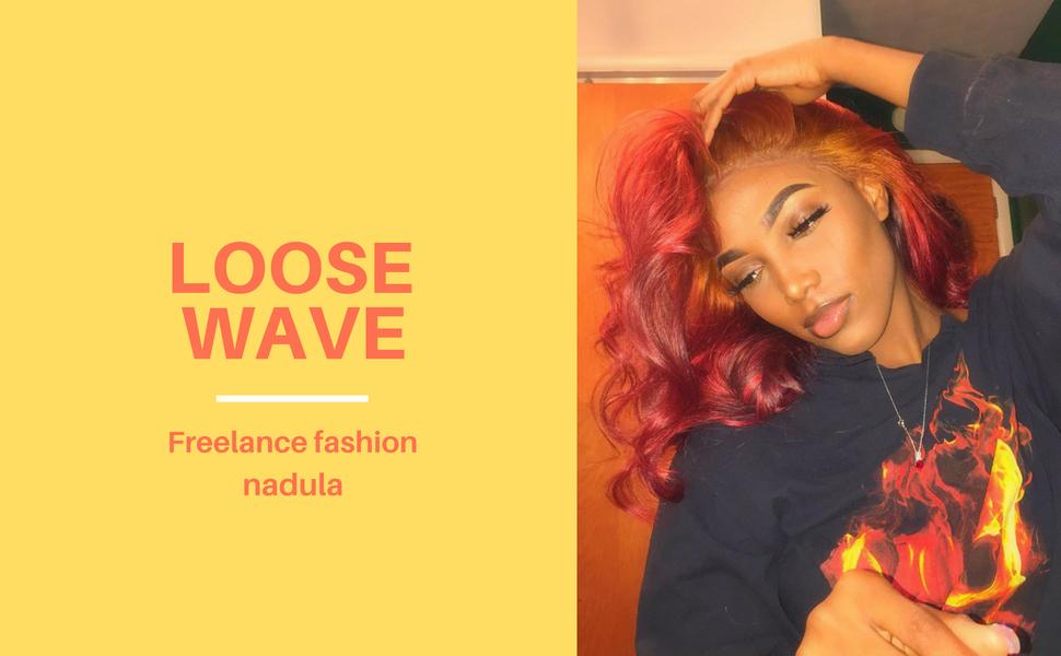 brazilian loose wave