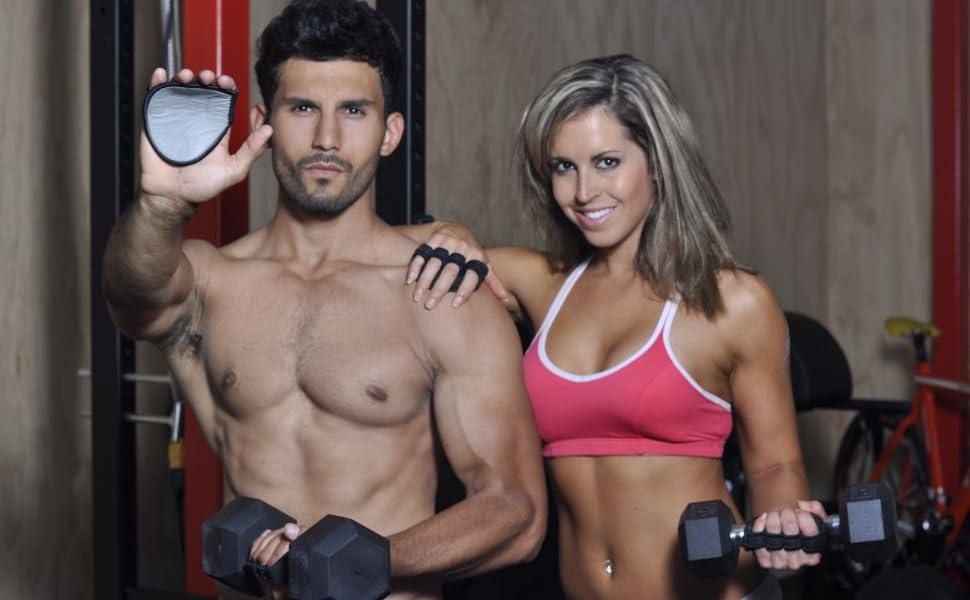 Weight Lifting Gloves Men Women Workout Gym