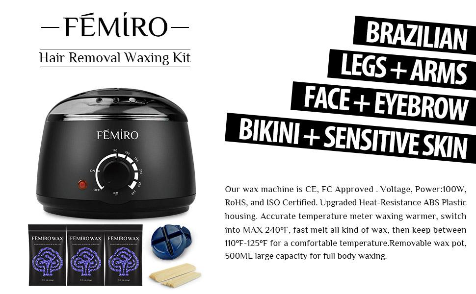 bikini waxing kit for women
