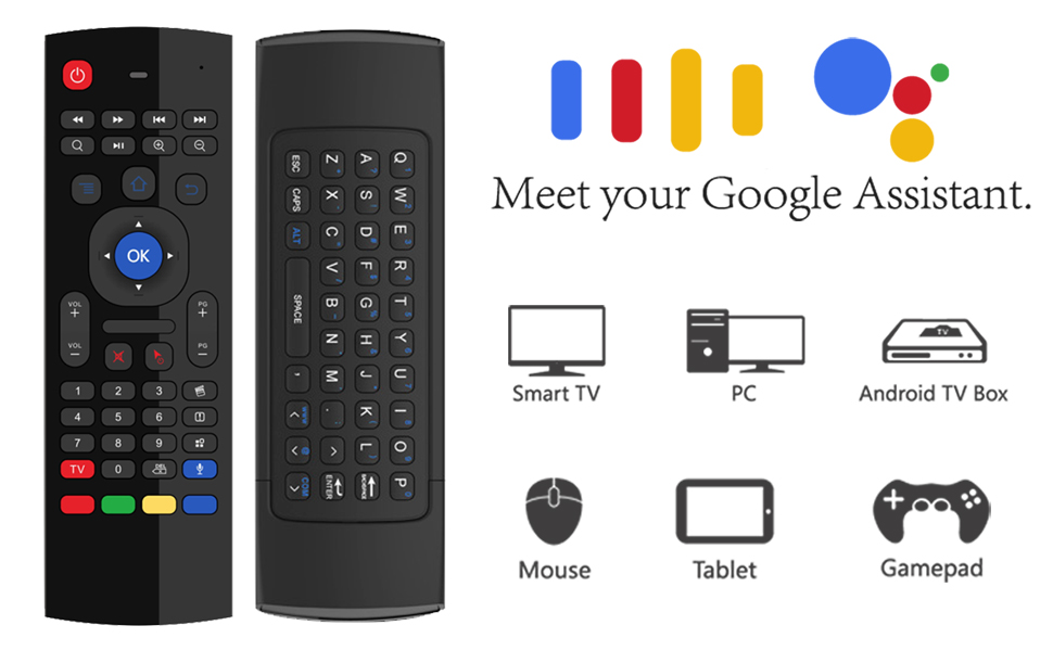 Remote Control for YouTube Browser for LG/OLED77C9PLA 77 Black Wireless Mini Keyboard /& Mouse Easy Control