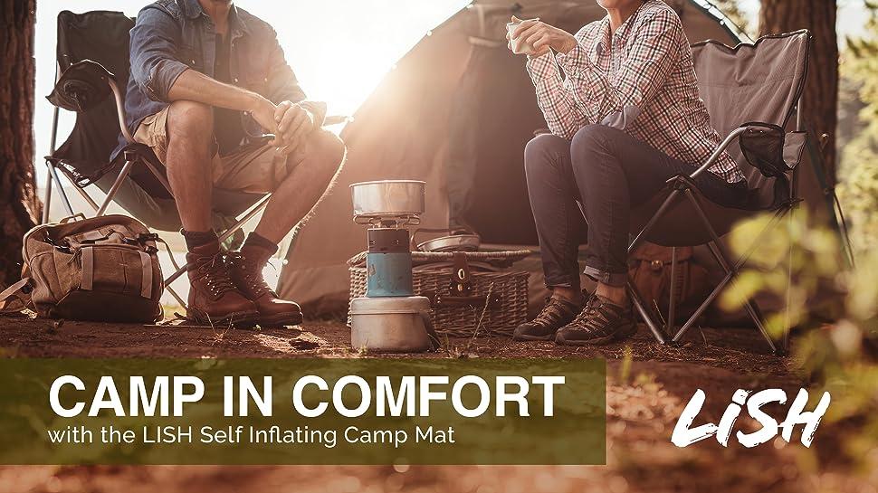 Amazon.com: autohinchable Sleeping Pad – ligera Dormir Mat ...