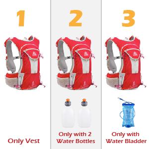 hydration vest .
