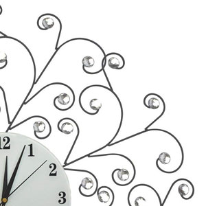 Creeper Wall Clock