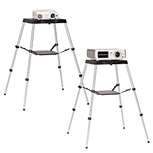 Amazon.com: Visual Apex Soporte de mesa para proyector ...
