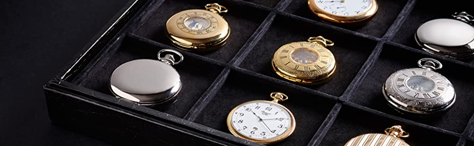 rapport pocket watches