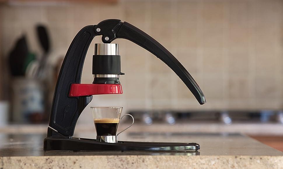 No Electricity Needed NEW Flair Manual Press Eco Espresso Coffee Maker