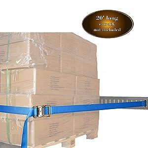 dc cargo mall cargo tie down tiedowns straps etrack trailer truck accessories load ratcheting