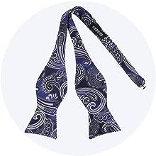 Slef tie bowtie