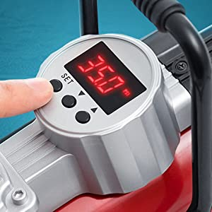 high quality customer support reliable durable metal tire pump air inflator mattress