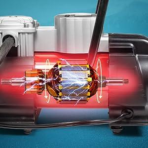 powerful designed last work high performance motor