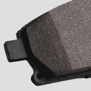 For 2012 Chrysler Town /& Country Brake Pad Set Rear API 44223BF