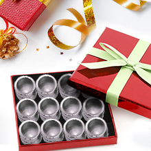 Spice tins with Gift Box