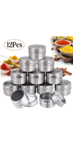 spice jar set
