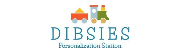 Amazon.com: DIBSIES - Estación de personalización de madera ...