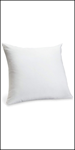 """Also available 22"""" x 22"""" feather euro square pillow for home and office"""