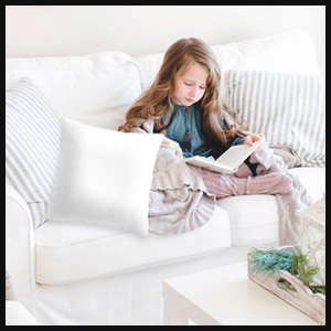 You will love the volume this feather pillow will add.
