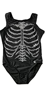 1be529951343 Amazon.com   DESTIRA Basic Leotard for Girls Gymnastics
