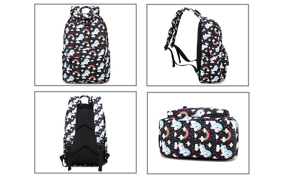 unicorn backpacks for girls