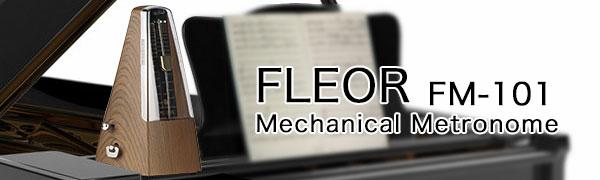 FLEOR FM-101 Mechanical Metronome