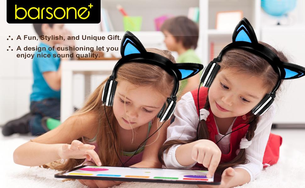 children headphones girls