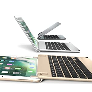 Brydge 9.7 iPad keyboard 180 degree viewing angle