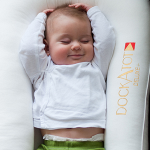 967e62695584 Amazon.com   DockATot Deluxe+ Dock (Pristine White) - The All in One ...