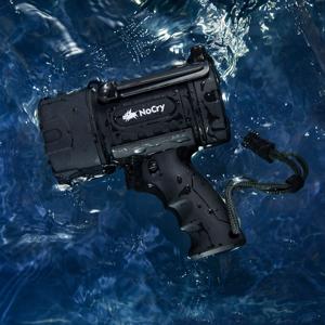 NoCry Flashlight (Spotlight) waterproof