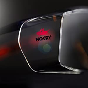 NoCry Over-Spec Safety Glasses