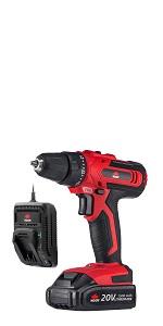 NoCry 20V Cordless Drill Kit
