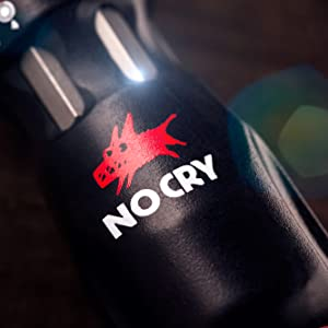 NoCry Stubby Ratcheting Screwdriver Kit