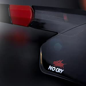 NoCry Safety Sunglasses, Black & Red Frames